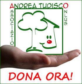 <b>Il Sentiero del Leone sostiene Andrea Tudisco ONLUS</b>